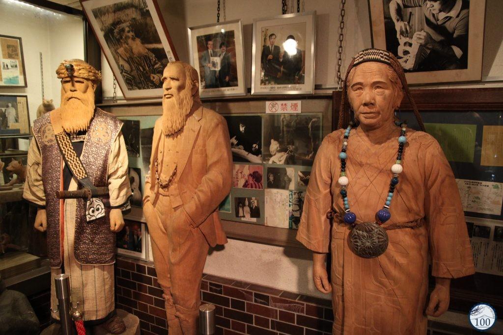 Ainu woodcraft