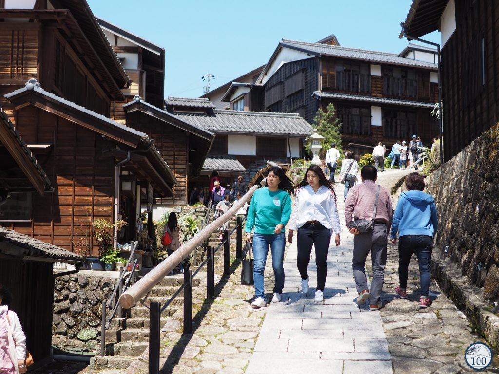 Magome et Tsumago - Nakasendo