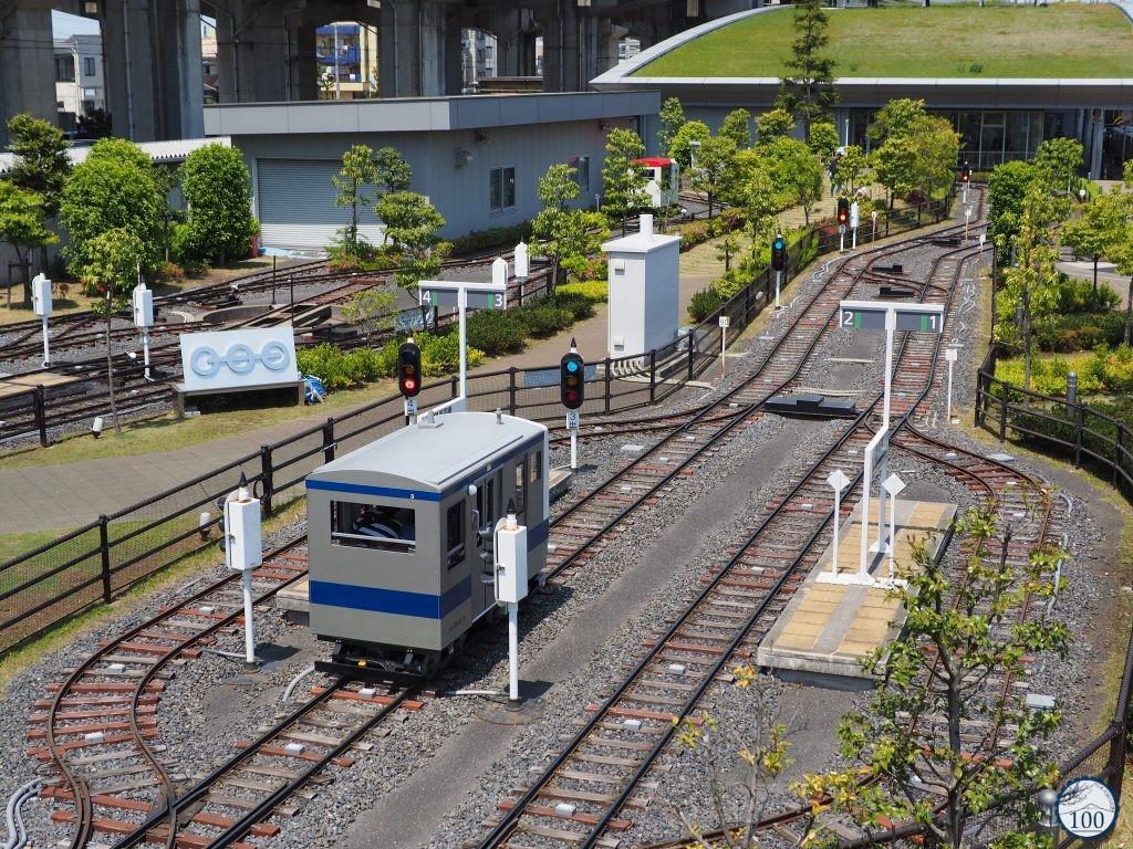 Saitama train museum