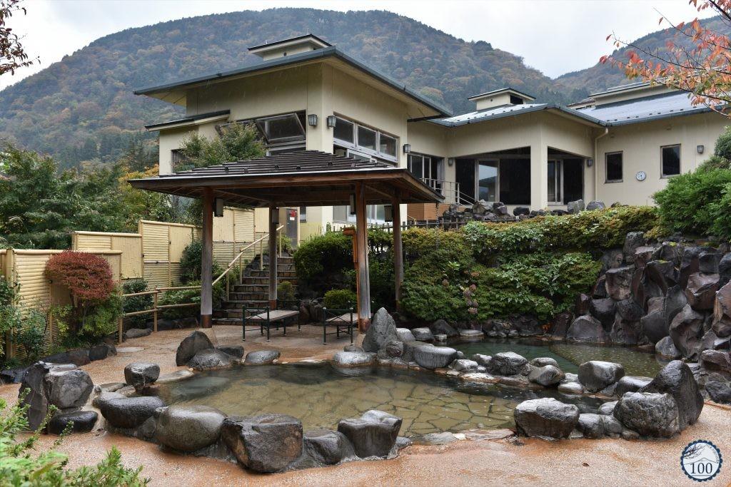 Yunessun - Hakone