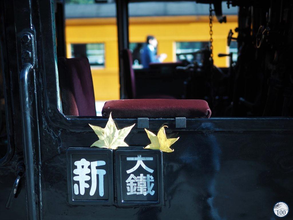 Oigawa railway