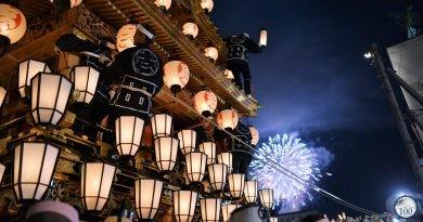 Chichibu Night Festival - Chichibu Yomatsuri