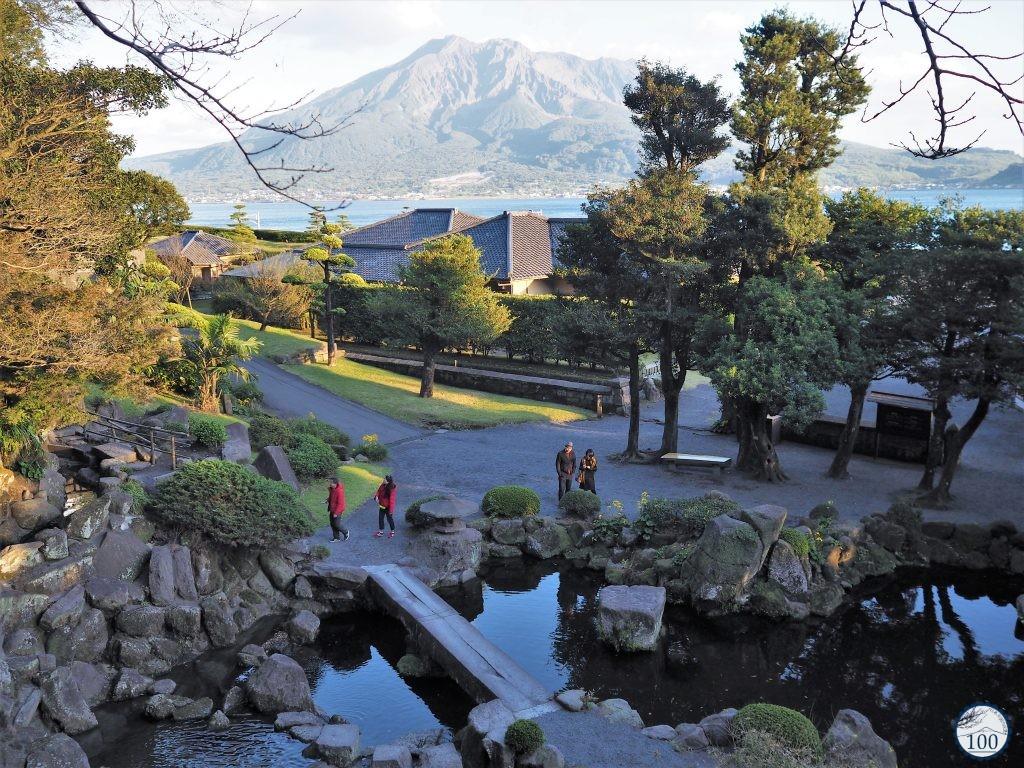 Sakurajima - Sengan-en