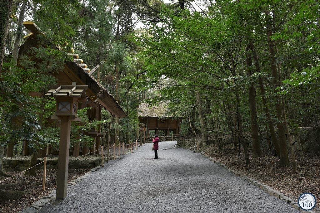 Ise Jingu - Naiku
