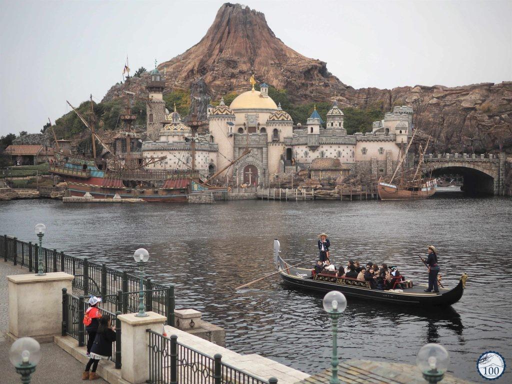 Tokyo Disney Resort - Tokyo DisneySea