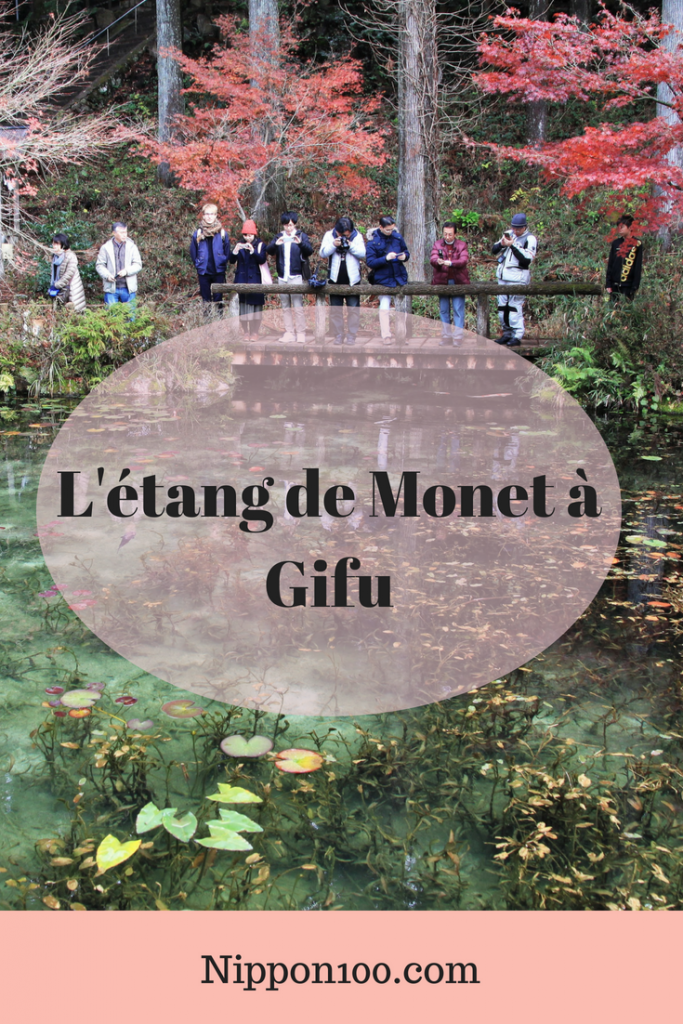 Etang de Monet - Gifu