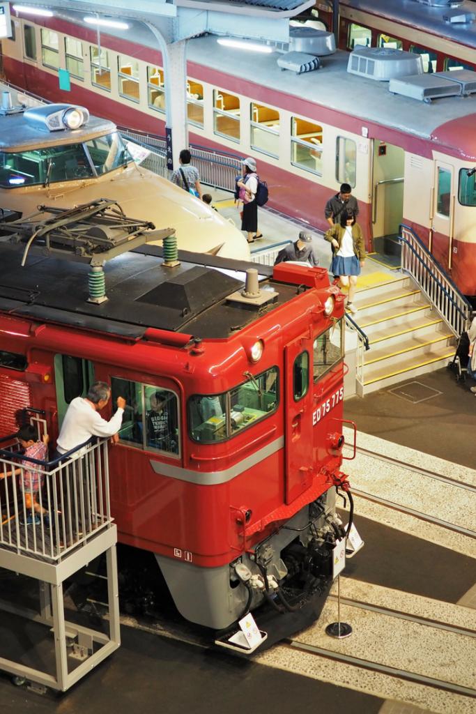 Saitama - Musée du chemin de fer