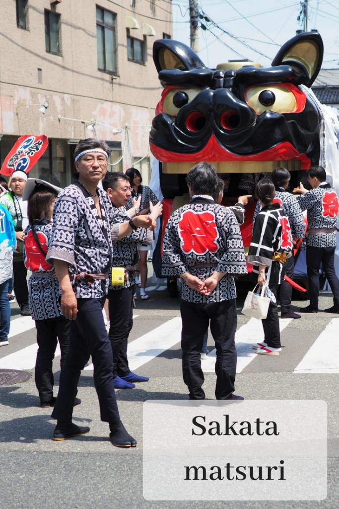 Le festival de Sakata