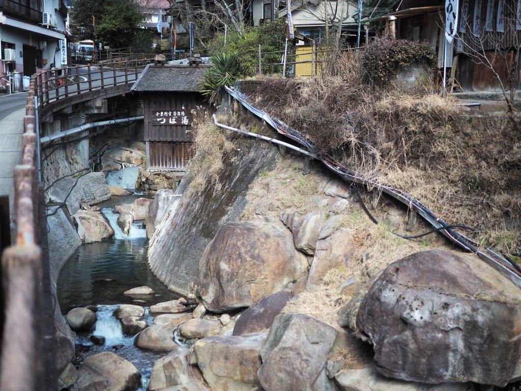 Kumano Kodo - Yunomine Tsuboyu