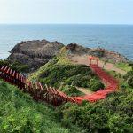 Les 123 torri du Motonosumi Inari par Nippon100