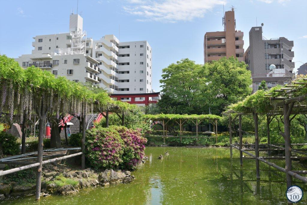 Kameido Tenjin - Tokyo