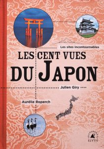 Couverture Livre Les cent vues du Japon