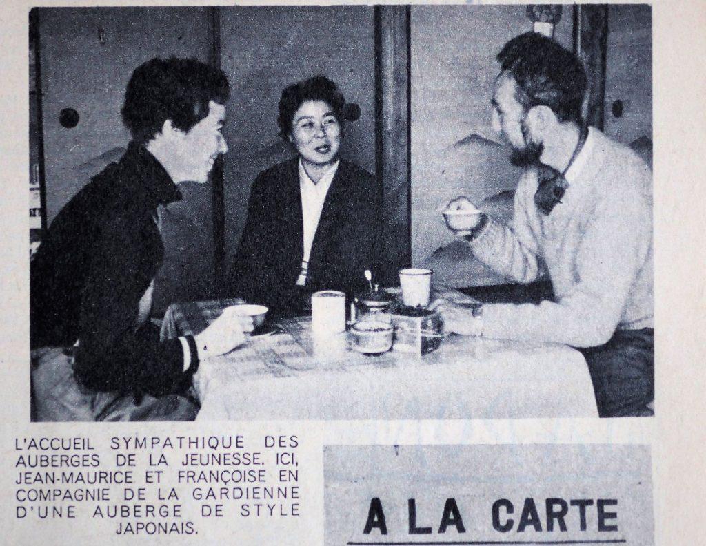 Françoise et Jean Maurice Cart