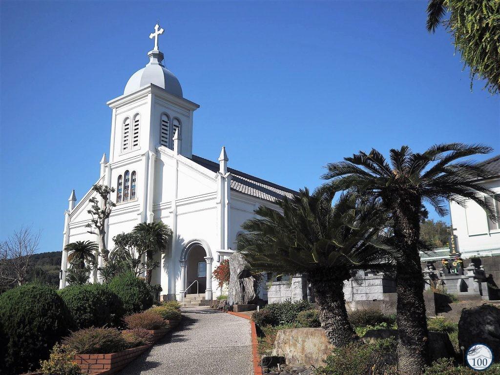 L'église d'Oe
