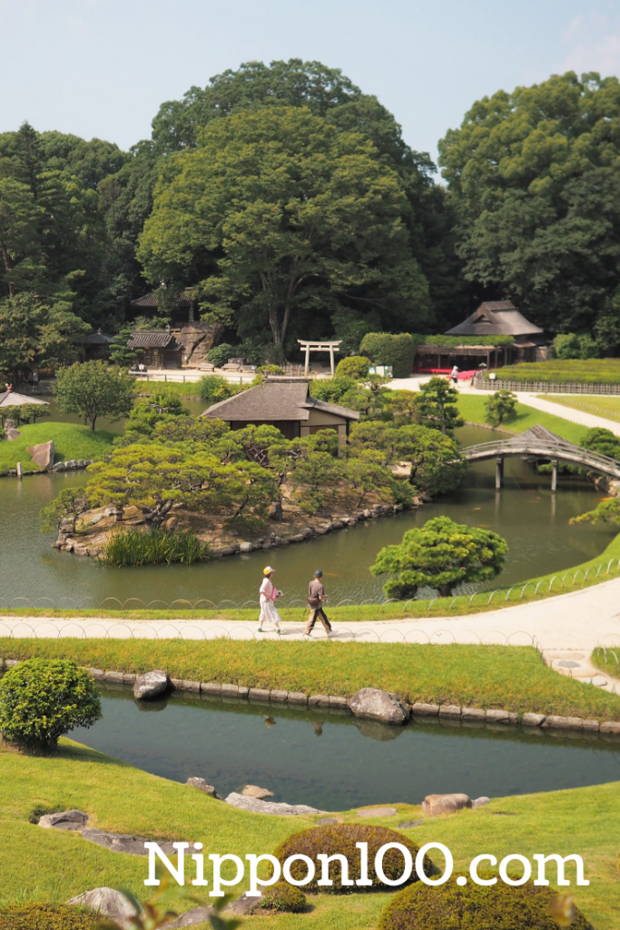 Okayama - Korakuen