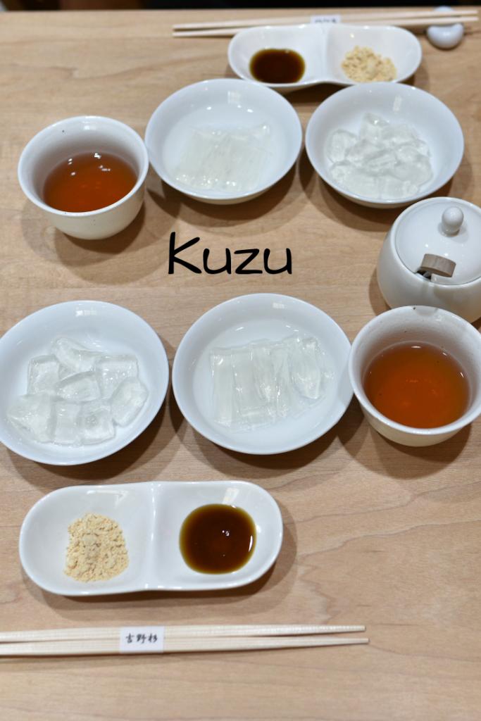 Yoshinoyama - kuzu