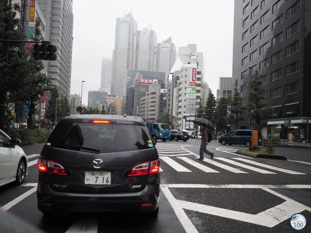 Conduire au Japon - Tokyo