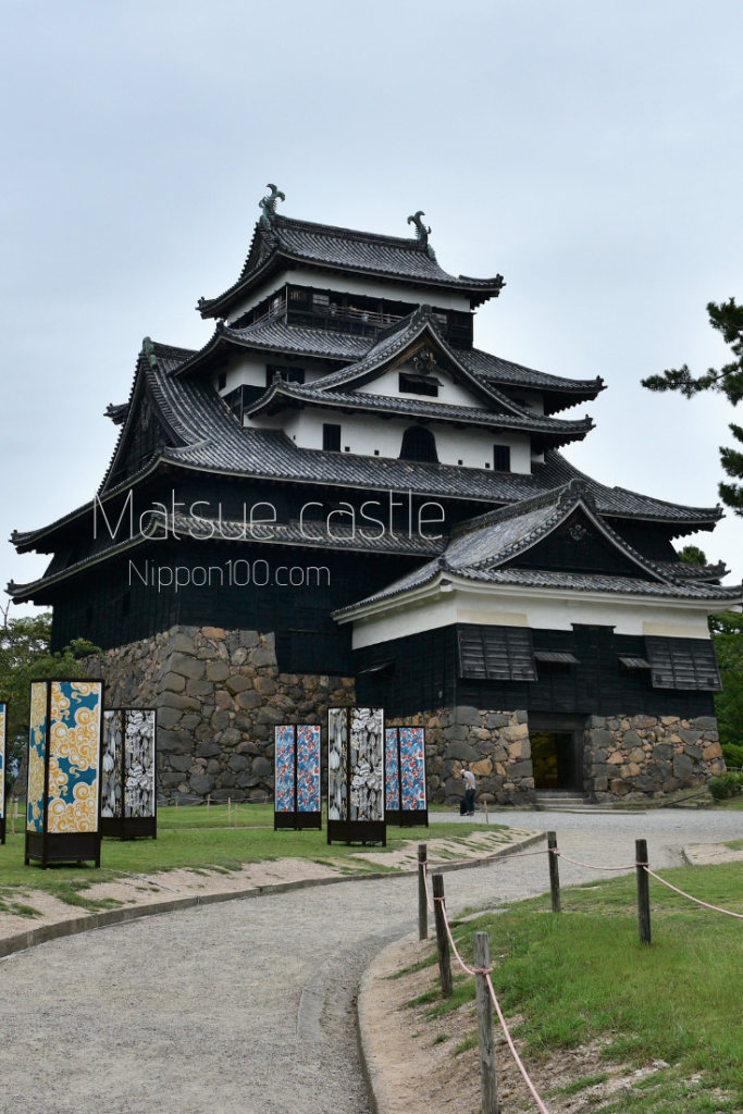 Matsue castle - Shimane